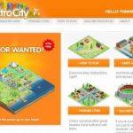 Construye ciudades en Electrocity, juego online