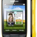 Características del Samsung Corby II S3850