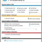 Modifica Internet Explorer 9 a tu gusto  con TweakIE9