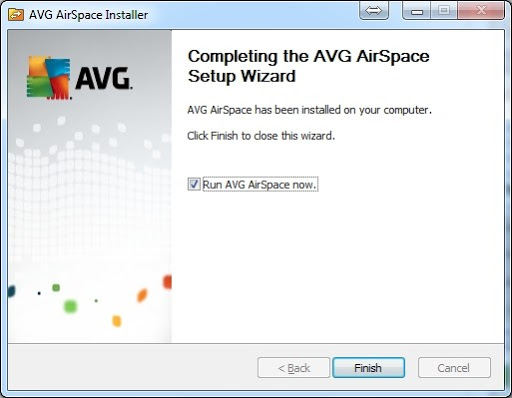 AVG AirSpace