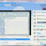 Cargar archivos a Dropbox, skydrive, Google Docs desde el escritorio con Online Cloud Storage
