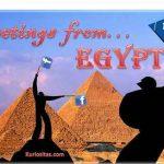 Imagen: El amor de las personas de Egipto hacia Facebook