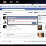 La imagen del día: Facebook también falla