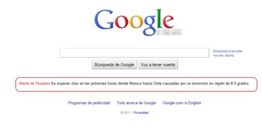 Google nos ama