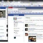 Como iniciar sesión en múltiples cuentas en Facebook al mismo tiempo con el mismo navegador