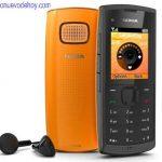 Nokia X1-00, un móvil sencillo pero musical