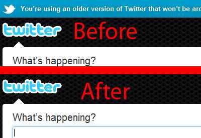 Old Twitter Forever