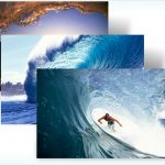 Windows 7 Surfing Theme – tema para Windows 7 con un toque a vacaciones