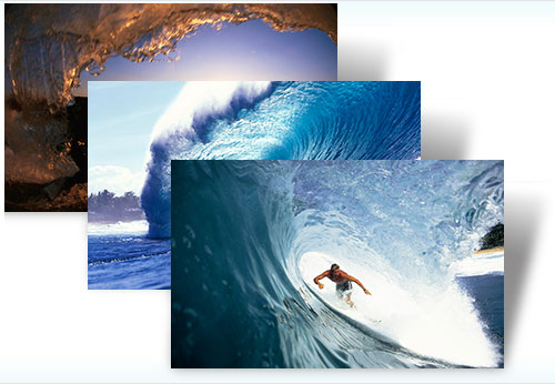 Windows 7 Surfing Theme