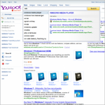 Yahoo! Search Direct es implementado en el portal