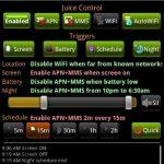 Hacer que la carga de la batería de tu Android dure más con JuiceDefender