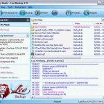 Hacer copias de respaldo con archivos encriptados con Leo Backup