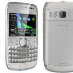 Nokia E6, características