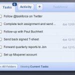 Convertir correos en tareas con Taskforce