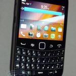 BlackBerry Bold Touch 9900, características y detalles