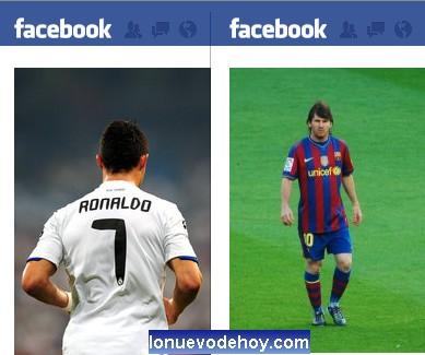 Cristiano Ronaldo vs. Leo Messi