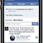 Facebook ya tiene 250 millones de usuarios que se conectan desde sus móviles
