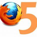 Firefox 5 podría salir en junio