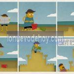 Humor: Como juega un geek en la playa