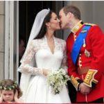 La niña que se tapa los oídos en la boda real