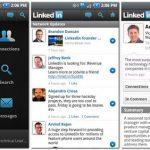 LinkedIn lanza aplicación para Android