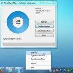 Sincronizar archivos sin complicaciones con QuickSync