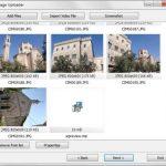 Image Uploader, programa gratis para subir imágenes a muchos servidores