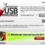 Bitdefender USB Immunizer, para evitar los virus de las USB