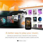 Google music ya es una realidad