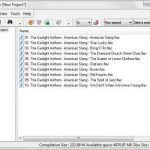 Tiny Burner, programa gratis para grabar CD y DVD