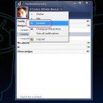Cómo desconectarse del chat de Facebook y ver a los que están conectados