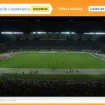 Canal de Copa America: ver la copa america en vivo en internet