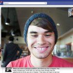 Cómo hacer para quitar vídeollamada  en facebook