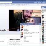 Cómo activar la función de videollamada en Facebook