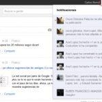 Cómo ver las notificaciones en Google+ plus