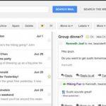 Cómo activar 3 columnas en Gmail
