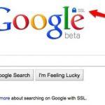 Cómo navegar seguro en Google (usar https)