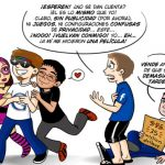 Humor: Me voy con Google+ plus