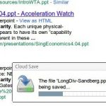 Enviar archivos a diferentes servidores con Cloud Save (extención Chrome)