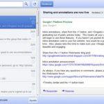 Gmail sin conexión – extensión para Chrome