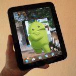 Android podría ser instalado en el hp touchpad