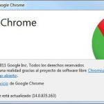 Ya se puede descargar Chrome 14 estable