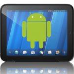 Instala Android el HP Touchpad y gana mas de $ 2000 USD