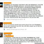 ¿Cobrará  facebook por los nuevos perfiles? (respondiendo)