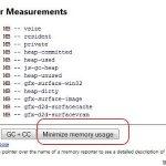 Reducir el uso de memoria en Firefox