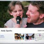 Solicitar el nuevo cambio de diseño de perfil en Facebook