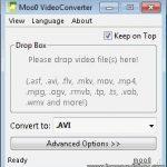VideoConverter – programa para convertir archivos de video gratis