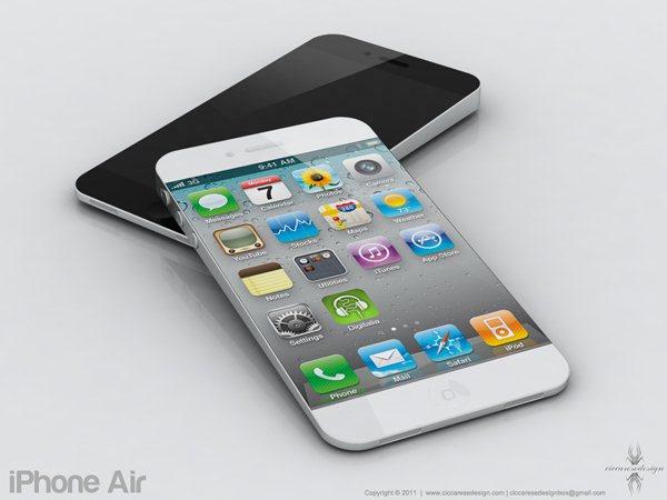 Imagen del Iphone 5