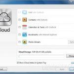 Usar iCloud en Windows