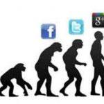 Humor: evolución de las redes sociales